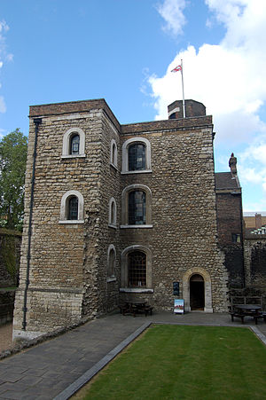 Wardrobe (government) - The Jewel Tower housed a branch of the King's Privy Wardrobe at the Palace of Westminster
