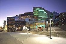 The Kentucky Center in Downtown Louisville