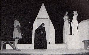 Deems Taylor - A 1948 Shimer College performance of The King's Henchman.