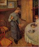 The Little Country Maid 1882 Camille Pissarro.jpg