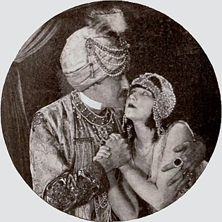<i>The Lure of Egypt</i> 1921 film directed by Howard Hickman
