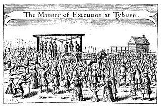 William Spiggot - Executions at Tyburn (late seventeenth century)