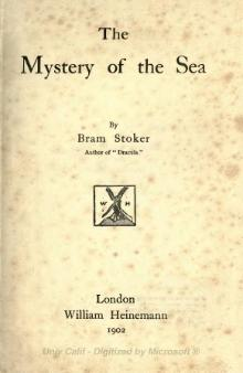 The Mystery of the Sea.djvu