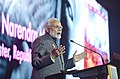 The Prime Minister, Shri Narendra Modi addressing at the ASEAN Business and Investment Summit (ABIS) 2017, in Manila, Philippines on November 13, 2017 (1).jpg