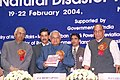 The Prime Minister Shri Atal Bihari Vajpayee at the inauguration of World Congress on Natural Disaster Mitigation in New Delhi on February 19, 2004.jpg