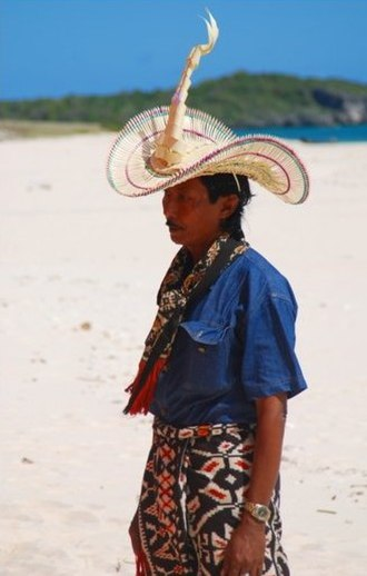 Rote Island - Image: The Raja of West Rote