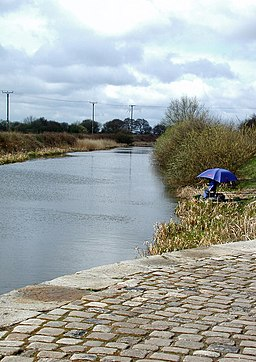 The Selby Canal - geograph.org.uk - 753807