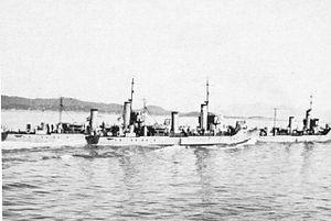 Trygg-class torpedo boat - Image: The Trygg class torpedo boats
