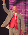 The Ultimate Warrior entrance April 7th 2014 Crop2.jpg