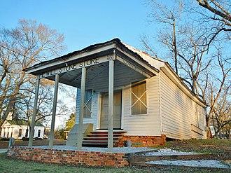 Lowndesboro, Alabama - The Will Stone Store, (Est. 1820) in Lowndesboro.