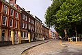The edge of Queen Square in Bristol - geograph.org.uk - 1444280.jpg