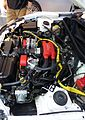 The engineroom of Toyota 86 (ZN6) with MODELISTA parts.JPG