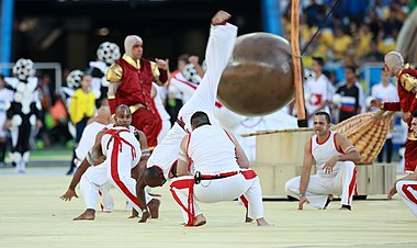 The opening ceremony of the FIFA World Cup 2014 21.jpg