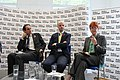 The panel at 'The Pioneers Police and Crime Commissioners, one year on' (10799845083).jpg