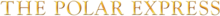 Description de l'image The polar express logo.png.