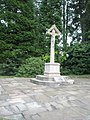 The war memorial in the churchyard at St Alban, Hindhead - geograph.org.uk - 929964.jpg