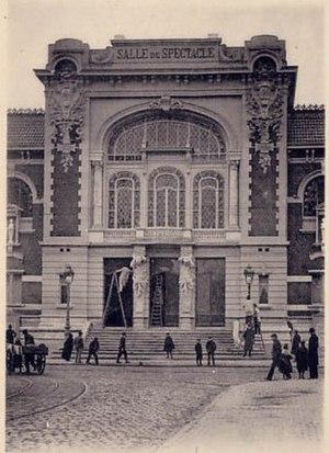 Mario Cazes - Image: Theatre Sebastopol