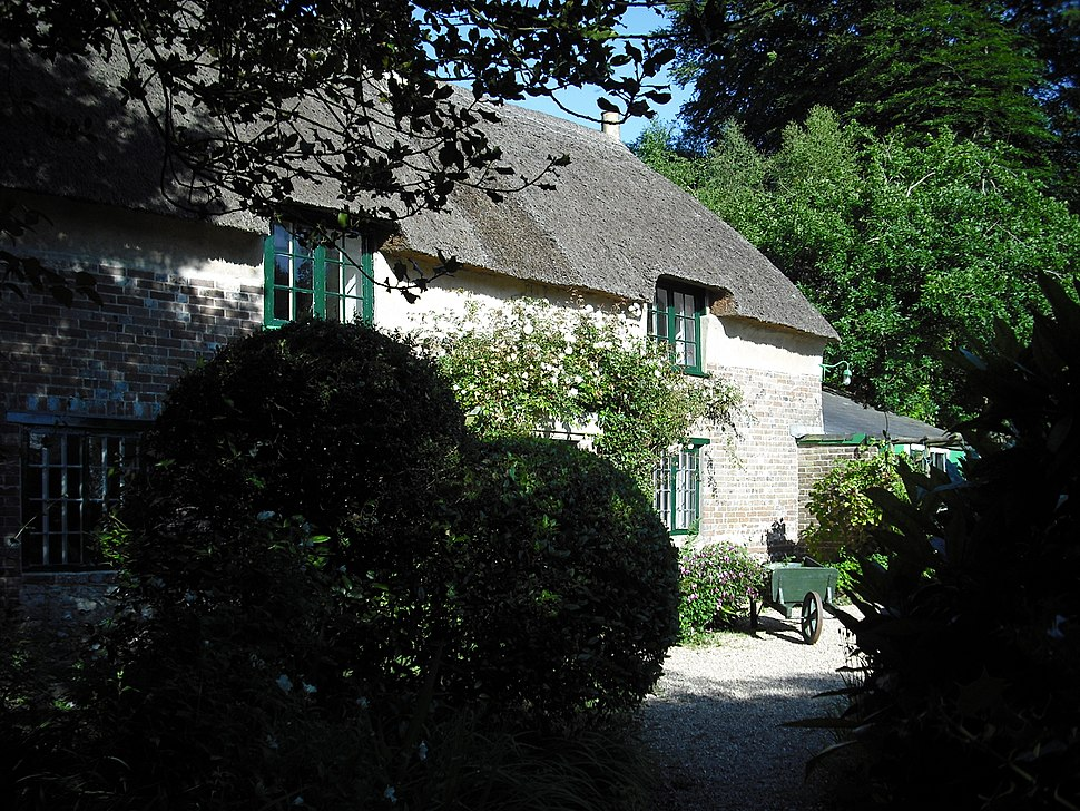 Thomas Hardy's Cottage, Bockhampton, Dorset