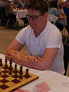 Bragi Thorfinnsson Icelandic chess player
