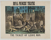 The Ticket-of-Leave Man cover