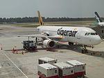 Tiger A320 9V-TAS at SIN (16240827283).jpg