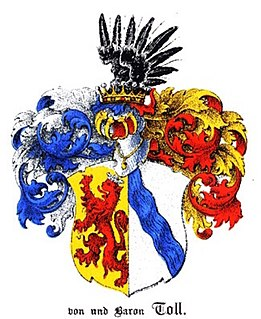 Toll (noble family) Baltic noble family