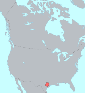 language spoken in Oklahoma, Texas, and New Mexico by the Tonkawa people