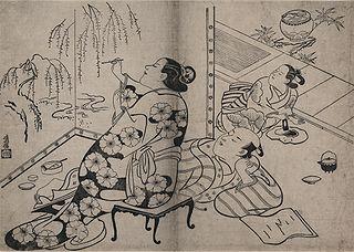 Torii Kiyonobu I