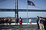 Torrey Smith speaks to the crew and guests of USS Somerset (2216350).jpg