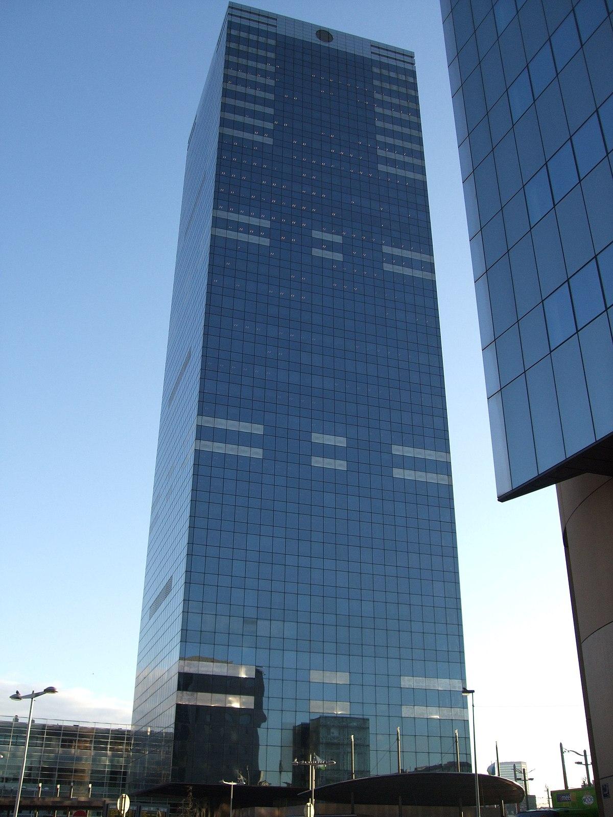 el hotel mas alto de europa