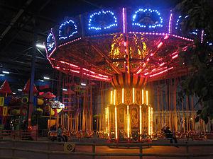 Toverland - Image: Toverland Carousel