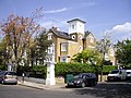 Town house in Gilston Road, Chelsea - geograph.org.uk - 1828636.jpg