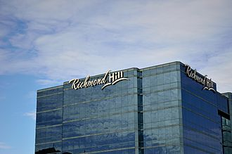 Richmond Hill, Ontario - Image: Town of Richmond Hill