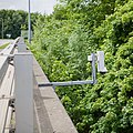 Traffic camera on bridge over A34(T) at Three Maids Hill - geograph.org.uk - 825384.jpg