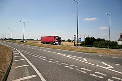Traffic on the A17 - geograph.org.uk - 200175.jpg