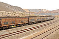Train loaded with phosphate rock, Metlaoui Tunisia-4298B.jpg