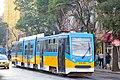 Tram in Sofia mear Macedonia place 2012 PD 033.jpg