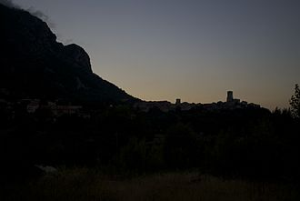 Summonte - Image: Tramonto a Summonte (AV)
