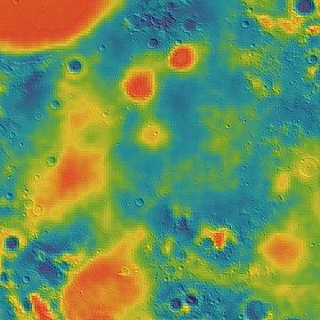 Tranquillitatis basin GRAIL gravity