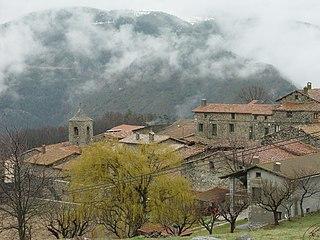 Lles de Cerdanya Municipality in Catalonia, Spain
