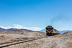 Tren de la FCA en el trayecto Ollagüe-Uyuni, Bolivia, 2016-02-03, DD 92.JPG