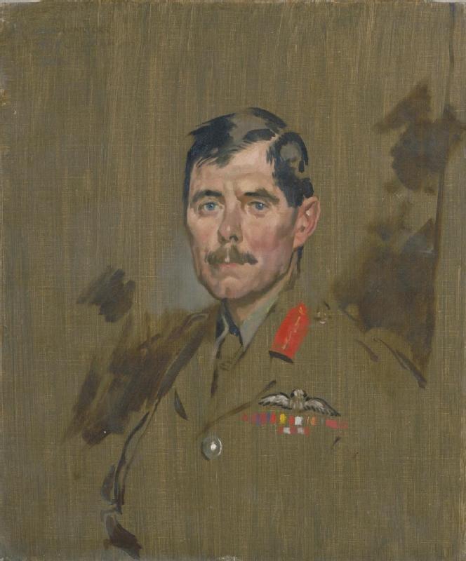 Trenchard at GHQ