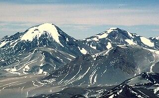 Nevado Tres Cruces mountain