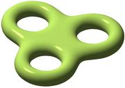 A triple torus
