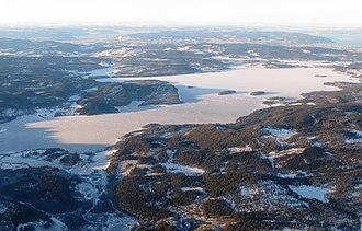 Jonsvatnet - Image: Trondheim Jonsvatnet IMG 4565