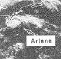 Tropical Storm Arlene 1971.JPG