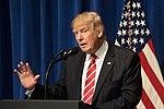 Trump visits MacDill Air Force Base (31942365443).jpg