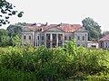 Trzeszczany, pałac Bielskich herbu Jelita (03).jpg