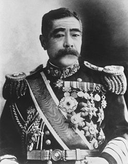 Saigō Jūdō Japanese politician and admiral