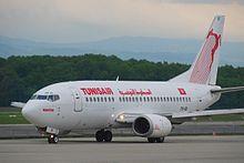 ffc1749e047a Airbus A330-200 (Tunis). Boeing 737-500 (Mahdia). Tunisair ...